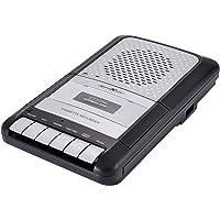 Reflexion CCR8010 Kassettenrecorder Retro, tragbar, eingebautes Mikrofon und Lautsprecher, als Diktiergerät einsetzbar…