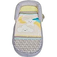 Ready Bed 401CLO Letto Gonfiabile e Sacco a Pelo per Bambini 2 in 1, Grey, 130 x 61 x 23 cm, 60_x_120_cm, poliestere…