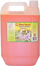 Perfect Citronella Anti-Fly & Mosquito Floor Cleaner - 5 Liters (Citronella )