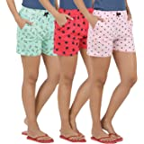 Peach Blossom Women Regular Shorts