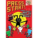 Press Start! #4: Super Rabbit Boy Vs. Super Rabbit Boss!: A Branches Book