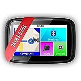 Elebest Rider W5 Navigationsgerät 5 Zoll (12,7 cm) Touchscreen,Motorrad,PKW,Bluetooth,Wasserdicht,Neuste Europa Karten…
