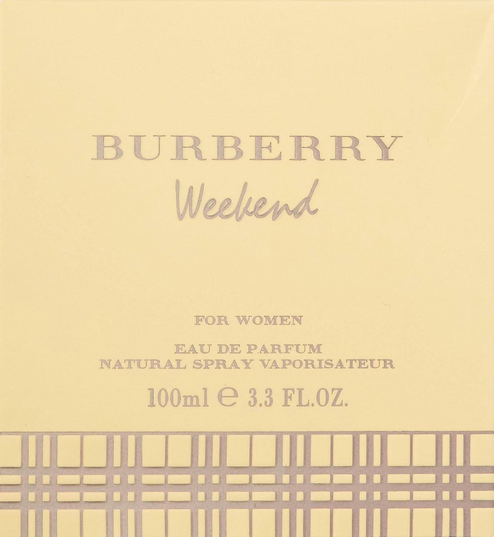 burberry eau de parfum natural spray 2jfi  BURBERRY Weekend For Women Eau de Parfum pour femme 50 ml: Amazonfr:  Beaut脙漏 Prestige