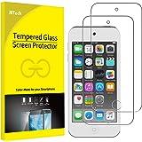 JETech Protector de Pantalla para iPod Touch (7th, 6th y 5th Generacion), Vidrio Templado, 2 Unidades
