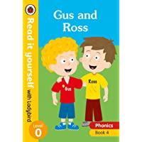 Gus and Ross - Read it yourself with Ladybird Level 0