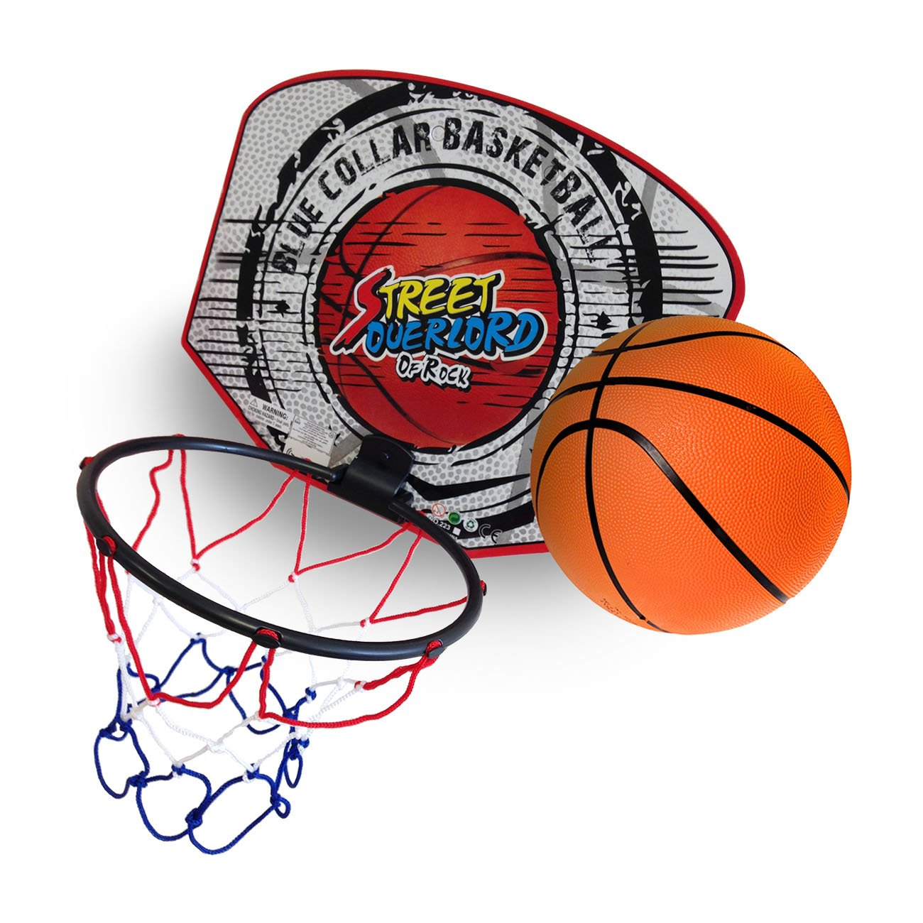 twitfish mini basketball game set portable basket ball hoop office kids room. Black Bedroom Furniture Sets. Home Design Ideas
