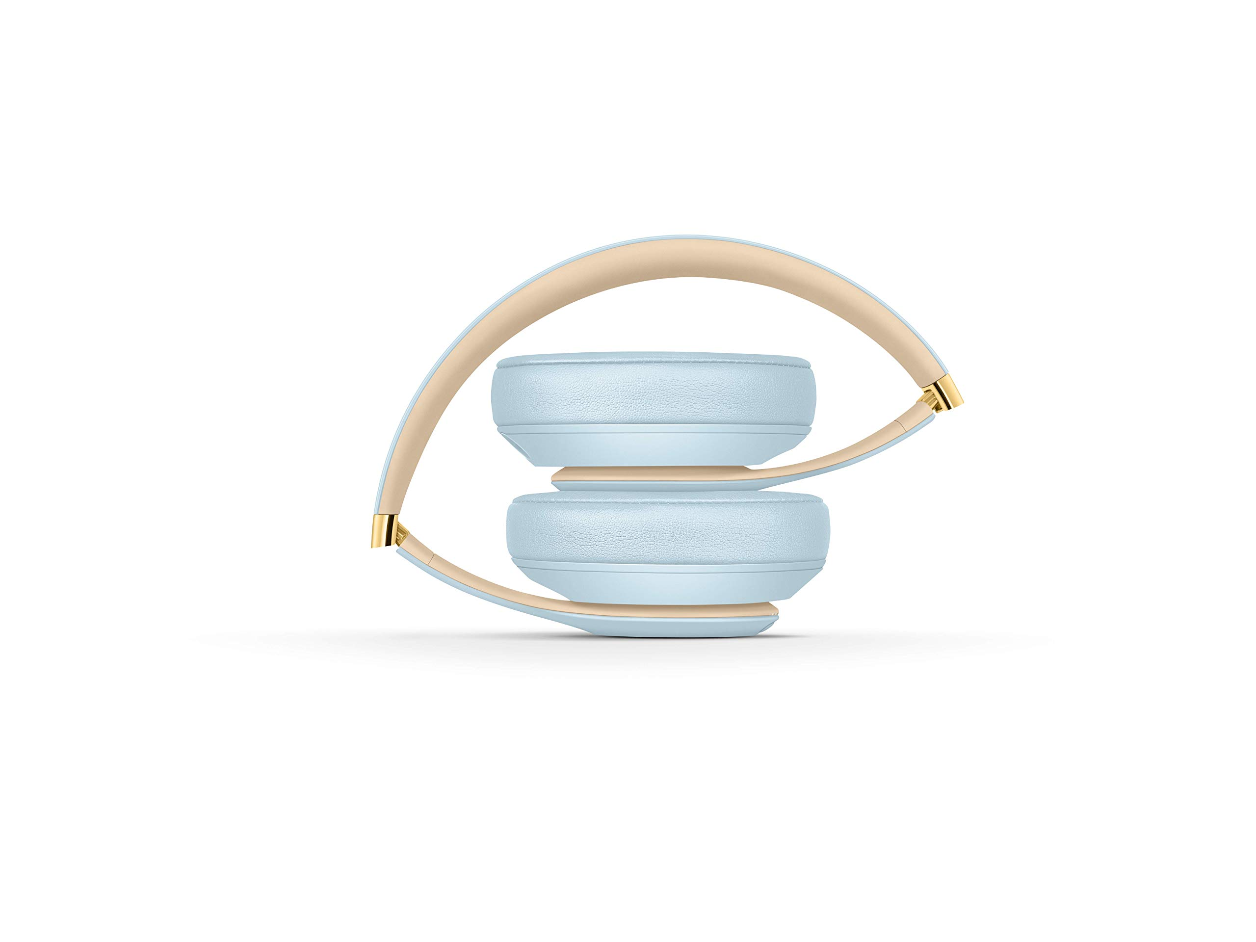 BeatsStudio3Over-EarBluetooth Kopfhörer mit Noise-Cancelling– AppleW1Chip, Bluetooth der Klasse1, aktives Noise-Cancelling, 22Stunden Wiedergabe– Eisblau