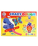 Ratna's Art and Craft Crazy Dough Clay Set with Machine for Kids to Convert Their Imagination to Reality, Multi Color