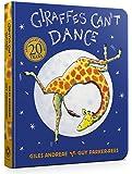 Giraffes Can't Dance Cased Board Book