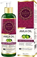 Morpheme Remedies Pure Amla Oil (No Mineral Oil, Paraben) -200ml