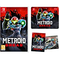 Metroid Dread + Mousepad + Double Sided Poster (Nintendo Switch)