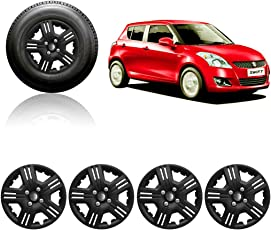 Auto Pearl 14-inch Wheel Cover Cap for Maruti Suzuki Swift Type-3 (Set of 4)
