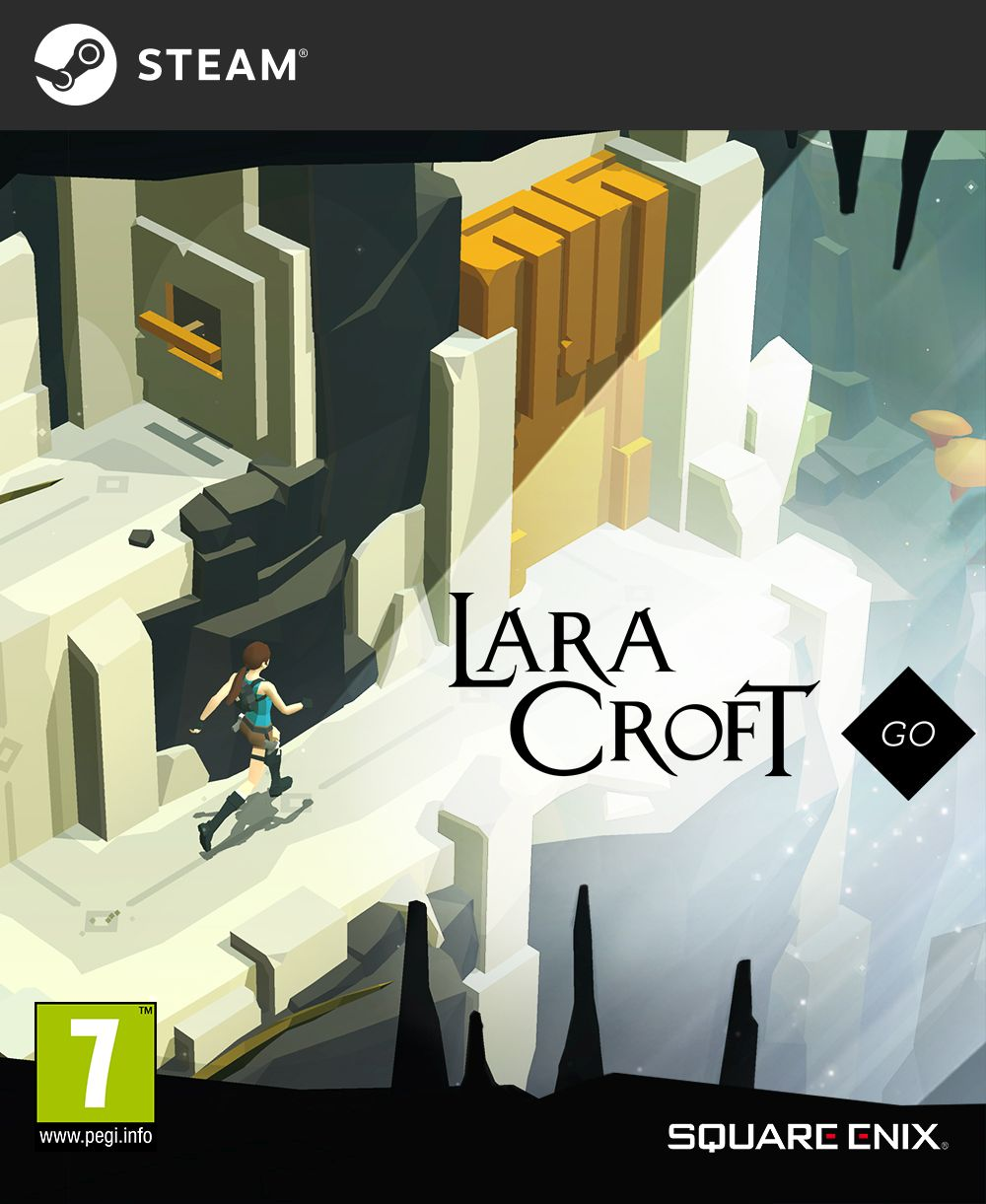 Lara Croft GO [Code Jeu PC/Mac - Steam]