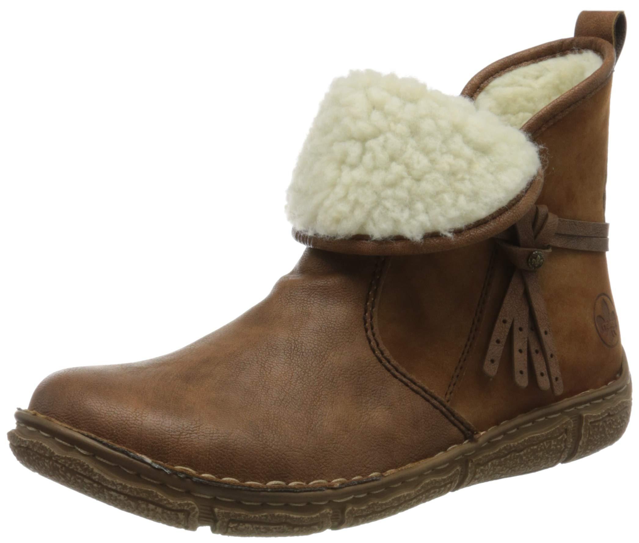 Rieker Women's Herbst/Winter Ankle Boots 1