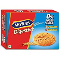 Mcvities Digestive Biscuit No Added Sugar, 300 g