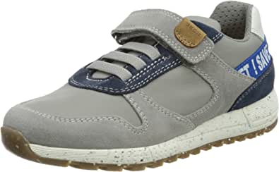 Geox Boy's J Alben B Low-Top Sneakers