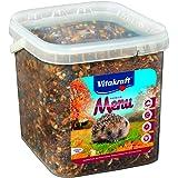 VITAKRAFT Vita Fuerza Premium Menú, Forro Principal para Erizo, 2,5kg Cubo (1x 2,5kg)