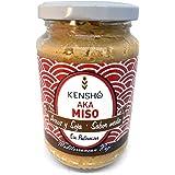 Kensho | Aka Miso| Ecológico | Sin Pasteurizar | Probiótico | Miso Soup | Elaborado con Arroz Ecológico del Delta del Ebro |