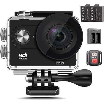 ydi action cam 4k wifi unterwasserkamera ultra hd 12mp. Black Bedroom Furniture Sets. Home Design Ideas