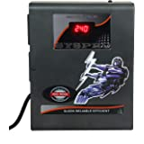 SYSPRO Computer Shield Plus Voltage Stabilizer for Computer, Laser Printer & Home Theatre and Wall Mountable (Range 130-280 V