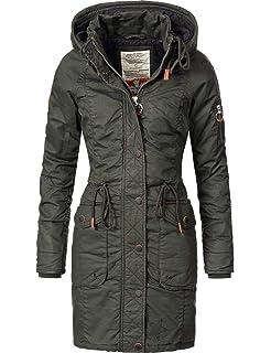 khujo Damen Winter Mantel Winterparka Yolanda 2 Farben XS XXL
