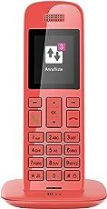 Telekom 40274680 Speedphone 10 koralle Schnurlose Telefon