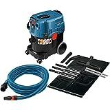 Aspirateur Bosch Professional eau et poussière GAS 35 M AFC (1 200 W, contenance de la cuve : 35 l, tuyau flexible de 5 m, dans un carton)