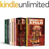 Diary of a Piglin Boxset: Books 7 to 12 (Dairy of a Piglin Story Collection Book 2)