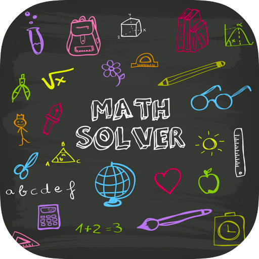 Spider-scanner (Math Solver Plus - Quiz to Train Algebra The Fast Way)
