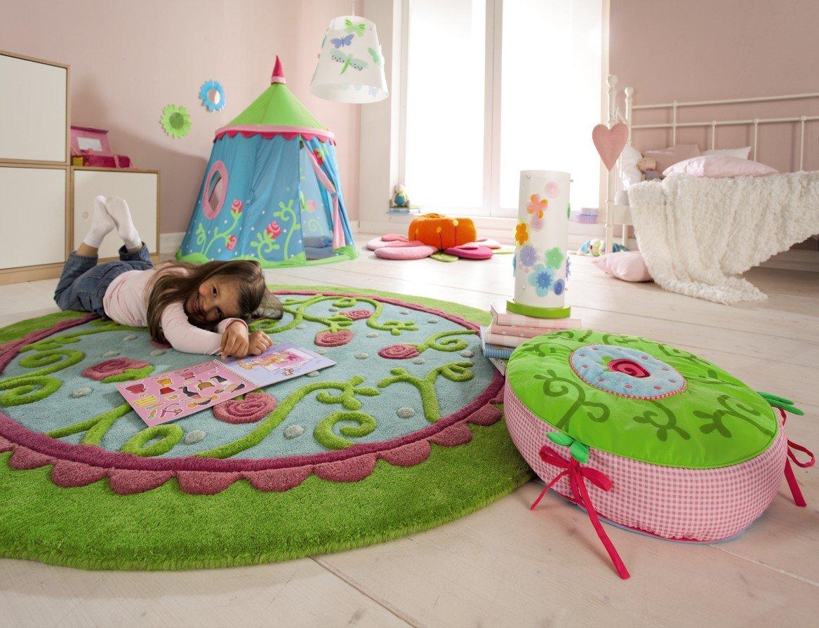 Haba teppich  HABA 8158 - Teppich Caro-Lini: Amazon.de: Spielzeug