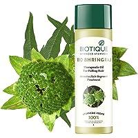 Biotique Bio Bhringraj Ayurvedic Therapeutic Hair Oil, 200ml