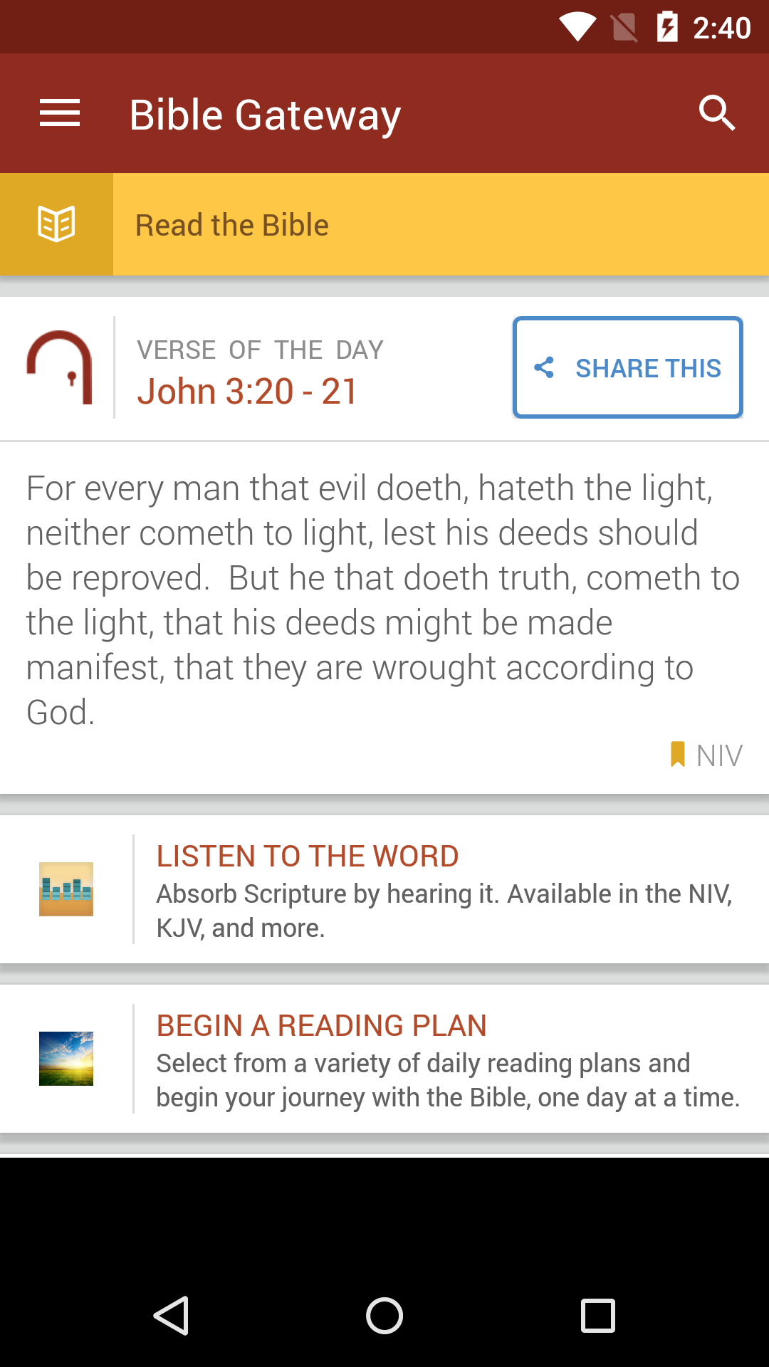Bible Gateway: Amazon co uk: Appstore for Android