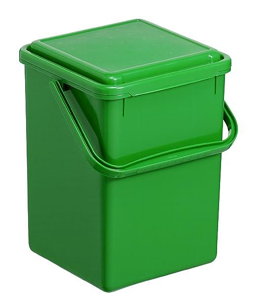 Rotho Komposteimer Bio, Abfallbehälter für die Küche aus ...