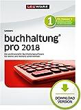 Lexware buchhaltung 2018 pro-Version PC Download (Jahreslizenz)|Einfache Buchhaltungs-Software für Freiberufler, Handwerker und mittlere Unternehmen|Kompatibel mit Windows 7 oder aktueller