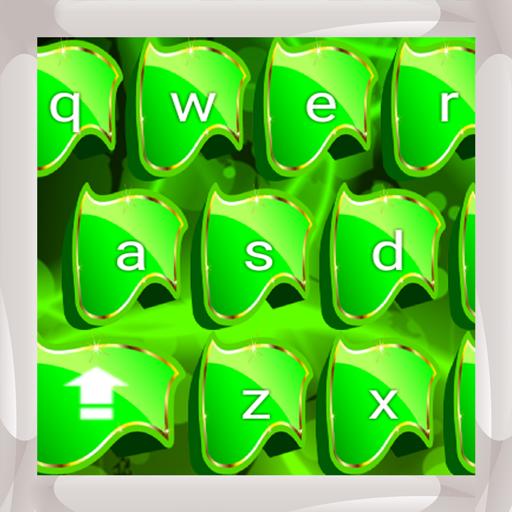 Teclados Neon Verde