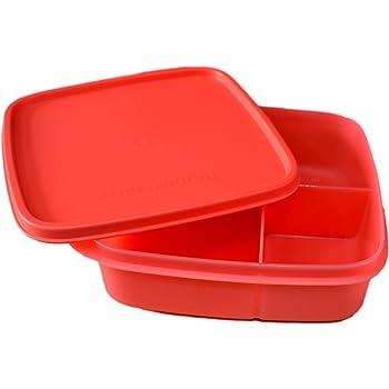 Tupperware Fun Meal Plastic Container, 550ml, Multicolour