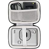khanka Hart Tasche Schutzhülle für Fujifilm Mini LiPlay/Link hybrid Sofortbildkamera Smartphone Printer Etui Case.(Weiß)
