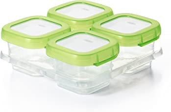 Oxo Baby Blocks Freezer Container Set Size: 4 Oz.