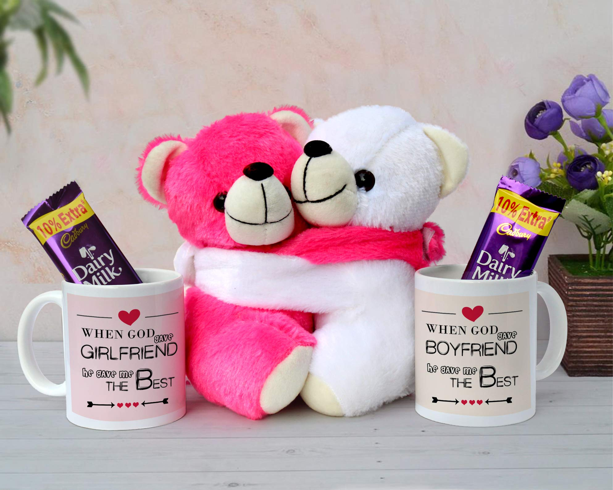6e3d1adf28ef TIED RIBBONS Cute Valentine Gifts for Girlfriend