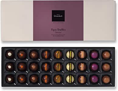 Hotel Chocolate The Tipsy Alcoholic Truffles Sleekster
