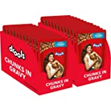 Drools Puppy Wet Dog Food, Real Chicken and Chicken Liver Chunks in Gravy, 24 Pouches (24 x 150g)