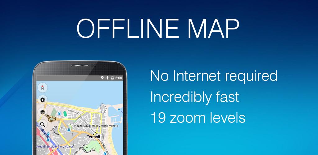 Zoom IMG-1 albania offline map