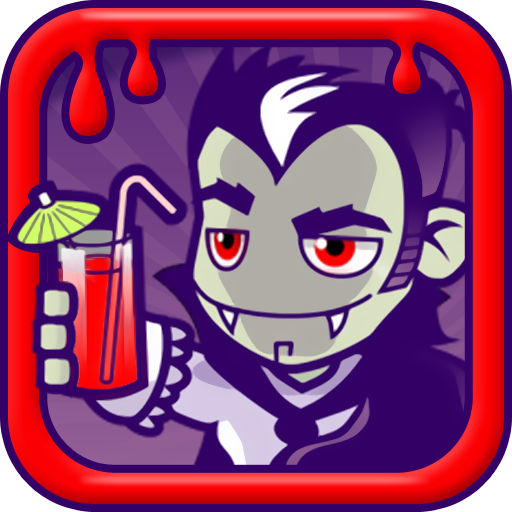 Blood Flow - Halloween Vampire Zombies Haunt - Puzzle Coin Dozer-halloween
