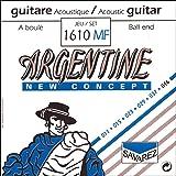 Savarez Saiten für Akustikgitarre Argentine Mi .011 1011MF