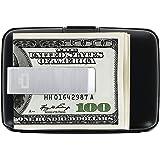 Ögon Smart Wallets - Stockholm Clip Cartera Tarjetero - Protección RFID: Protege Tus Tarjetas de Robar - hasta 10 Tarjetas +