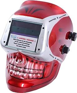 1x Automatischer Schweißhelm Schutzhelm Schweißschild Schweißschirm Schweißmaske