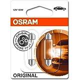 Osram 6411-02B gloeilamp, helder, dubbele blister, set van 2