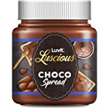 LuvIt. Luscious Choco Spread, Tasty and Delicious, Made with Cocoa, 580g, Pack of 2
