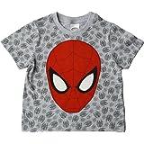 Spiderman S0713669 Canottiera 6 Anni Unisex-Bambini Rojo