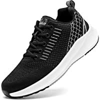 Tasdaker Mens Trainers Road Running Shoes Breathable Walking Shoes Tennis Gym Athletic Ligthweight Casual Sport Fitness…